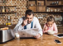 How to be a DAD CEO role-model for your daughter