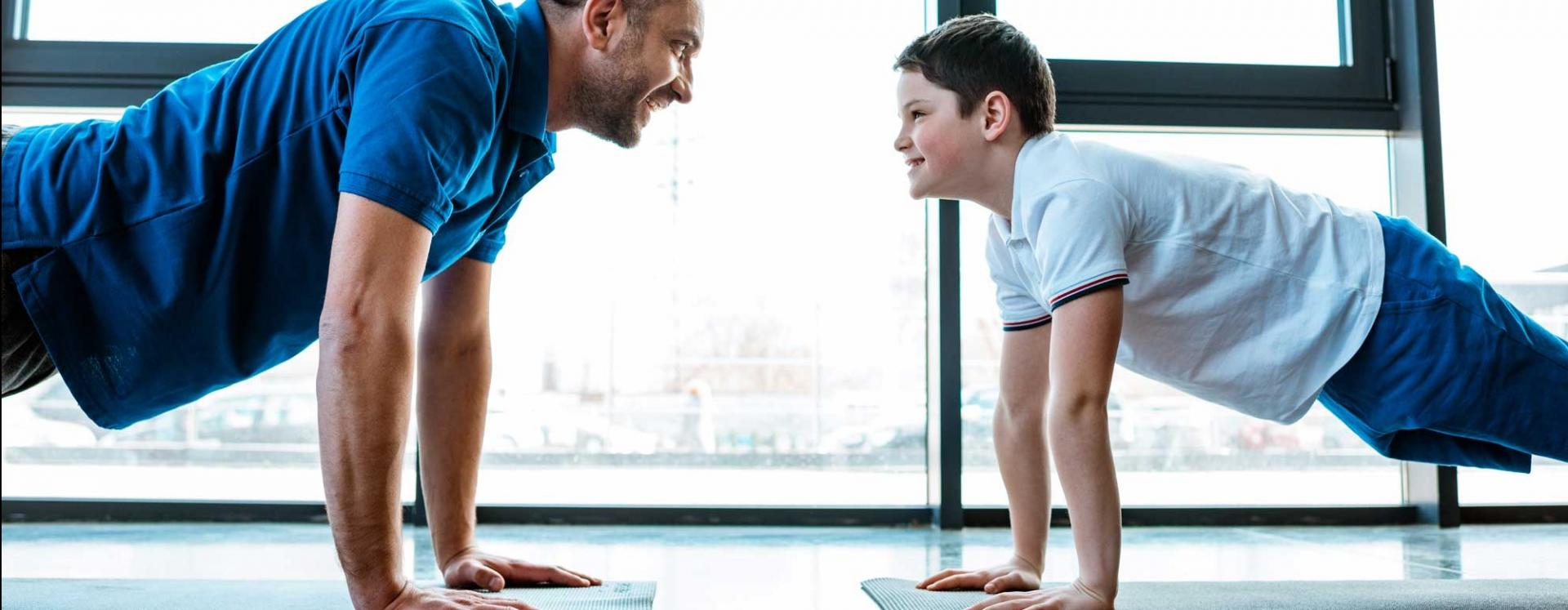 Why you need the DAD CEO  5-minute daily workout