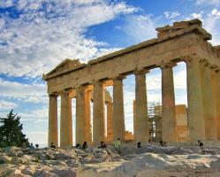 DISCOVER: Athens, Greece