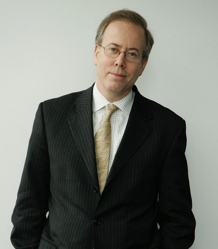 Steven Fisher In Business Suit