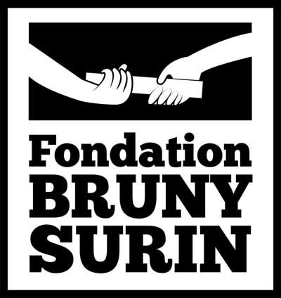 Bruny Surin Foundation Logo