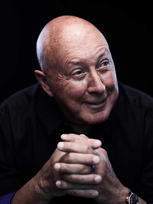 Corporate Photo Of Frank Palmer