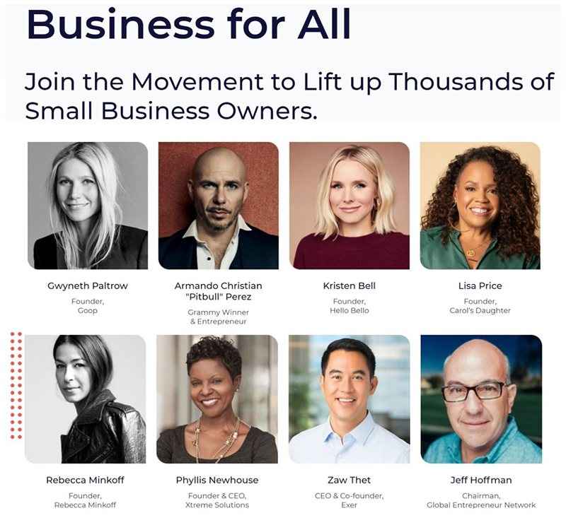 Business For All Advertisement