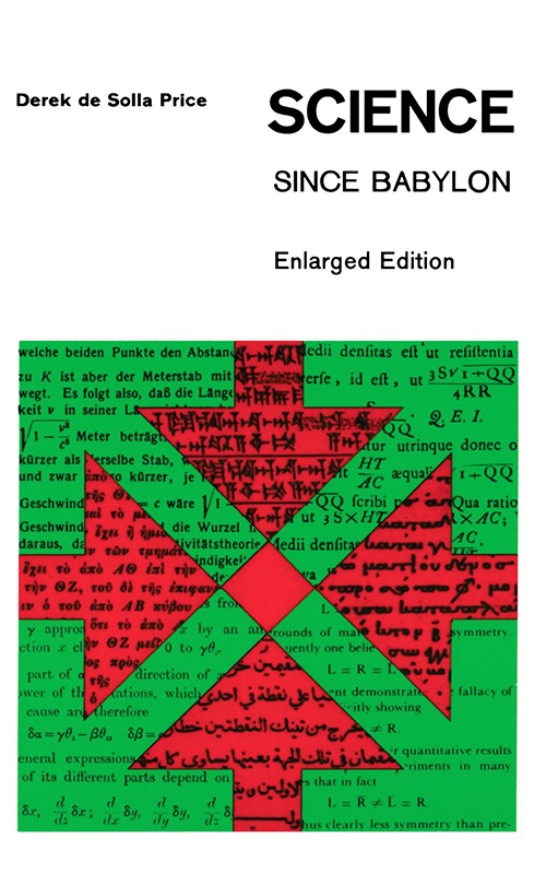 Science Since Babylon Book Cover