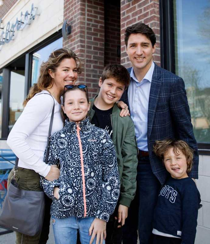 Justin Trudeau - Exclusive Interview on family and being the ...