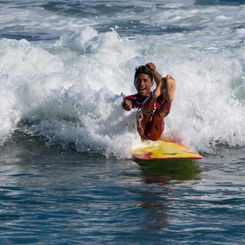 Guy Kawasaki Son On Surf Board