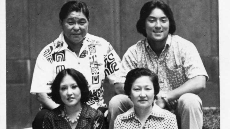 Guy Kawasaki Family Photo With Mother And Father