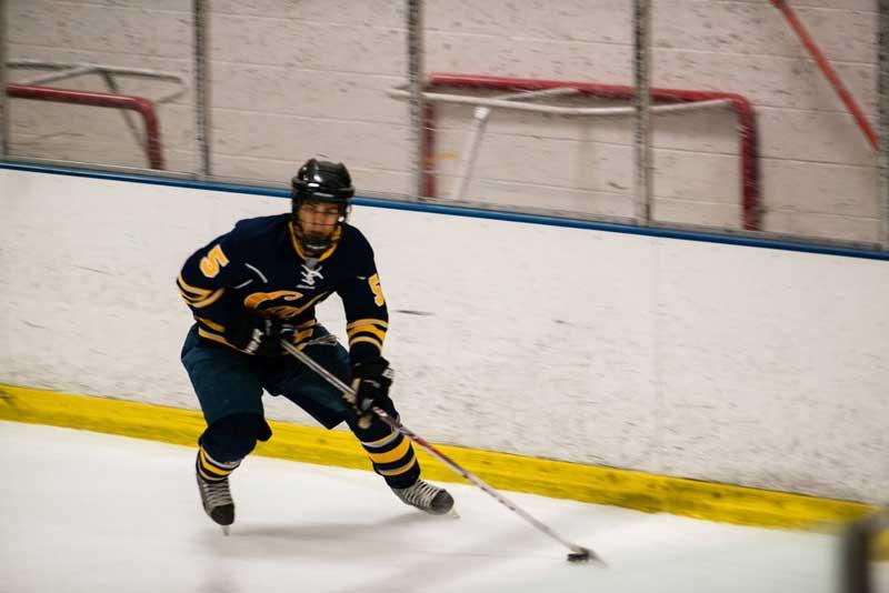 Guy Kawasaki Son Playing Hockey