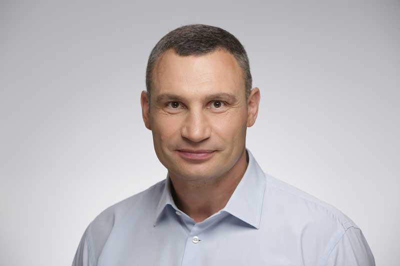 Vitali Klitschko Corporate Headshot