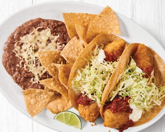 Image Of San Diego Specialty Dish The Fish Taco At Rubios Fish Taco Restaurant